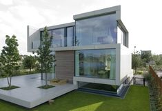 Villa S2 by MARC Architects (Marc van Driest and Taco van Iersel)