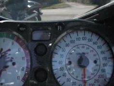 Hayabusa -  350kmh (220mph)!!!!
