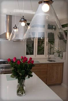 Kingston (RETO Kitchens by One Design) One Design, Kingston, Lamps, Kitchens, Ceiling Lights, Lighting, Projects, Home Decor, Lightbulbs