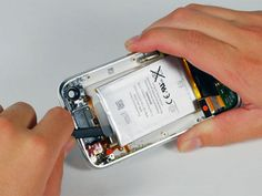 Great Instructions on how to replace an iPhone 3GS Battery (You can buy the replacement battery here also!)