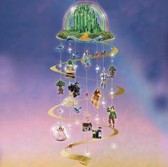 The Wizard Of Oz Mobile - The Wizard of Oz Fan Art (11092062) - Fanpop