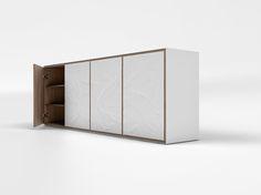 Dickens Sideboard / Design Gian Paolo Venier, Adriano Riosa, Fabio Marzan,  Dario Marzan