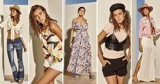 Moda primavera verano 2018: Te presentamos los mejores looks de Osssira, marca referente en el mundo de la moda argentina de estilo urbano y femenino. | Moda 2018: Estilos para la primavera verano 2018.