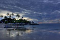 Parai Beach Bangka Island, River, Beach, Photography, Outdoor, Outdoors, Photograph, Seaside, Rivers
