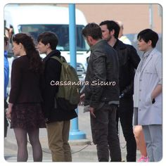 Emilie, Jared, Sean, Colin and Ginny !