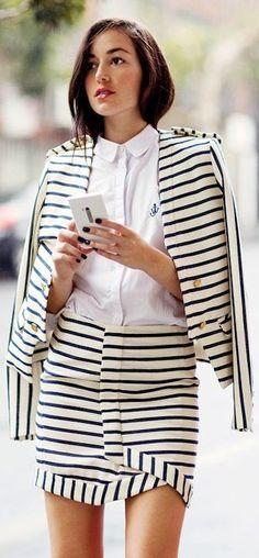 Stripes On Stripes  #