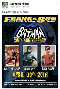 BATMAN 50t ANNIVERSARY (1 of 2 )