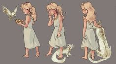 Speaking of Lyra, I can't decide if I should just. - Erica Meschwitz Speaking of Lyra, I can't decide if I should just. Fanart, Lyra Belacqua, Character Art, Character Design, Me Me Me Anime, Aurora Sleeping Beauty, Drawings, Artwork, Fantasy Books