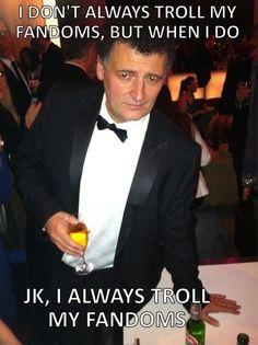 moffat always trolls the fandom