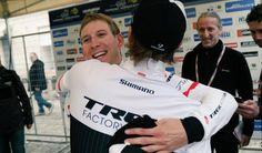 Big kiss to the tlek family Big Kiss, Pro Cycling, Grand Tour, World Championship, Teamwork, Trek, Chef Jackets, Racing, History