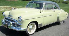 1950 Chevrolet Deluxe Styleline Bel Air Hardtop
