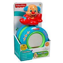 Fisher-Price Laugh and Learn Puppy's Crawl Along Ball