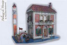 "Creatin' Contest Honorable Mention ""Palazzo di Venezia"" by MaryEllen Markowitz"