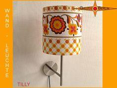 Wandleuchte TILLY Ø 20 cm Wandlampe Retrodesign