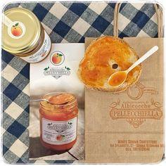 grazie a @confetturemontesomma per la #colazione di questa mattina  #italianbreakfast #italianfood #italianfoodporn #italiaintavola