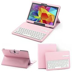 SUPERNIGHT Detachable Removable Wireless Bluetooth ABS Keyboard Portfolio Leather Case Cover With Camera Shutter Remote Control For Samsung Galaxy Tab S 10.5 inch T800 T805 Tablet.Color:Pink SUPERNIGHT http://www.amazon.com/dp/B00MGGJDR2/ref=cm_sw_r_pi_dp_4AFeub1RE4DEJ