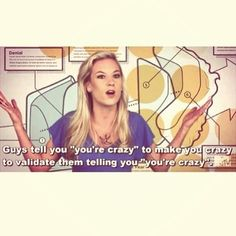 truest thing I've ever read. Girl Code