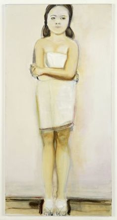 2001 HELENA, Marlene Dumas (b1953 Cape Town, South Africa; in 1976 relocated in Amsterdam)