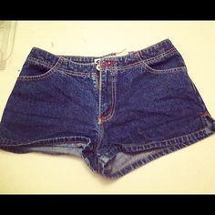 Jean Shorts Original Blue Asphalt Jeaned Shorts, super cute!! Great for the beach ☀️ Blue Asphalt Shorts Jean Shorts