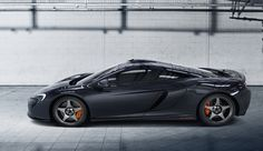 McLaren Special Operations - Limited