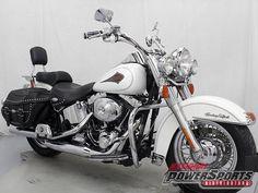 Harley-Davidson : Softail 2001 HARLEY DAVIDSON FLSTC HERITAGE SOFTAIL CLASSIC