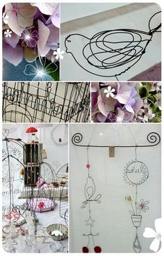 Great use of wire-loving them all