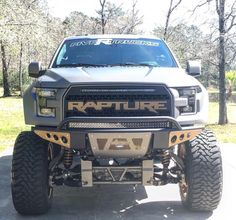 "Ford Raptor ""Rapture"""