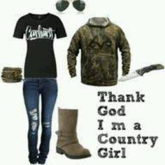 Country girl. Bridgette