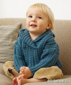 Пуловер мальчику спицами (587x700, 111Kb)