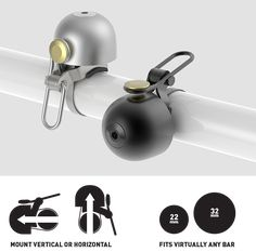 A better bicycle bell, made in the USA. by Spurcycle — Kickstarter