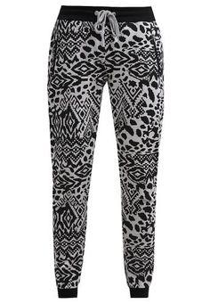 Twintip Pantalón De Deporte Black Grey pantalones Twintip pantalon Grey deporte black Noe.Moda