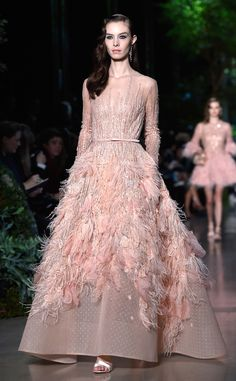 Elie Saab - Paris Haute Couture Week Spring 2015