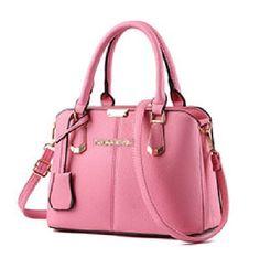 Nevenka Women Bag Big Handbag OL Style Shoulder Bags Casual Zipper Messenger Bags PU Leather Tote Pendant Purse Satchel Sac