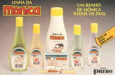 Linha Phebo Turma da Mônica (1992)