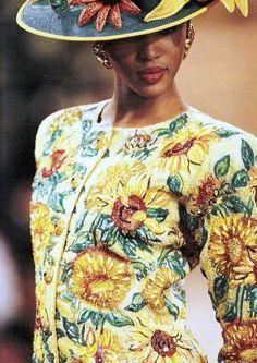 Yves Saint Laurent, Haute Couture 1988