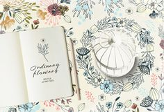 Ordinary Flowers by Bloomart on @creativemarket