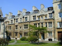 Gonville and Caius College: St Michael's Court: east range