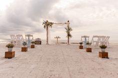Florida Beach Weddings, All-Inclusive Florida Destination Weddings, Ceremony and Reception Packages Destin Florida Wedding, Florida Beaches, Wedding Planner, Destination Wedding, Anna Maria Island, Beach Ceremony, Treasure Island, Beach Weddings, Ceremony Decorations