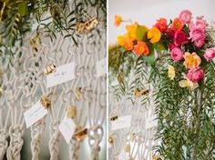 Escort Cards & Place Cards