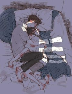 ChanBaek Exo I don't know why but I freaking love this fanart