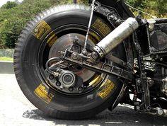 Harley Davidson RatBike | BlackRatCustom