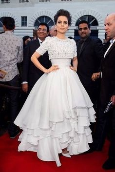 Kangana Ranaut | 17 Red Carpet Looks Of 2015 That Were Breathtaking