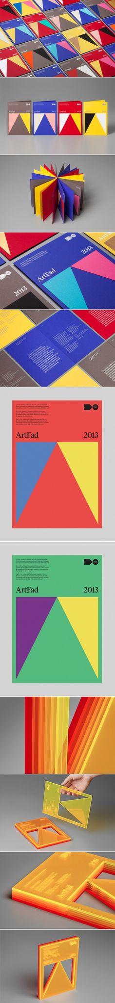 Hey Studio – Artfad 2013 Identity