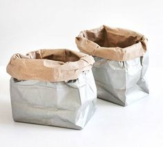 Metallic Sacks | Whimseybox