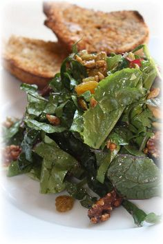 Great Harvest Bread Company: Gourmet Kale Salad - Our Bread: Our Recipes