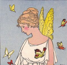 """""""Myths and Enchantment Tales"""" stories and illustrations by Margaret Evans Price. 1940 Rand McNally and Co. edition taken from """"A Child's Book of Myths,"""" copyright 1924, and """"Enchantment Tales for Children,"""" copyright 1926."""