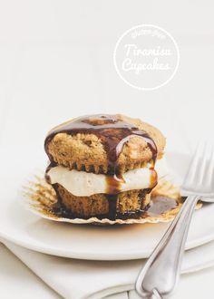 ... gluten-free tiramisu cupcakes ...