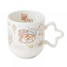 new Little Twin Stars mug cup ( sanrio japan ) kawaii