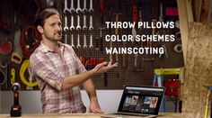 Bank Saves Men From Embarrassment By Camouflaging Pinterest Pages With Man-O-Flage Browser Plugin FirstBank seeks to promote its home loans by reaching men browsing home improvement projects.