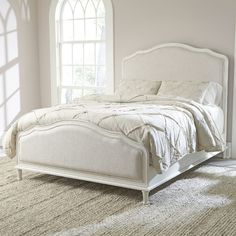 Found it at Joss & Main - Watson Upholstered Bed $1085.95